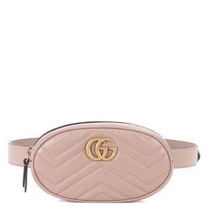 Gucci Marmont Beltbag in Beige